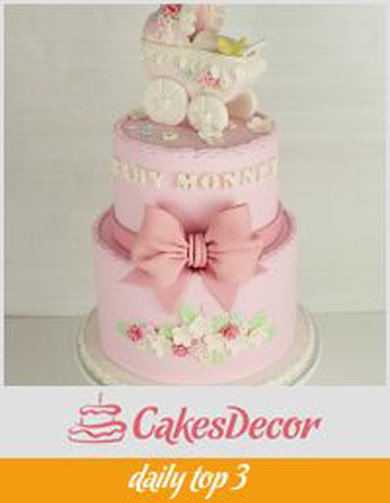 Cakes Decor top 3 cakes for the week