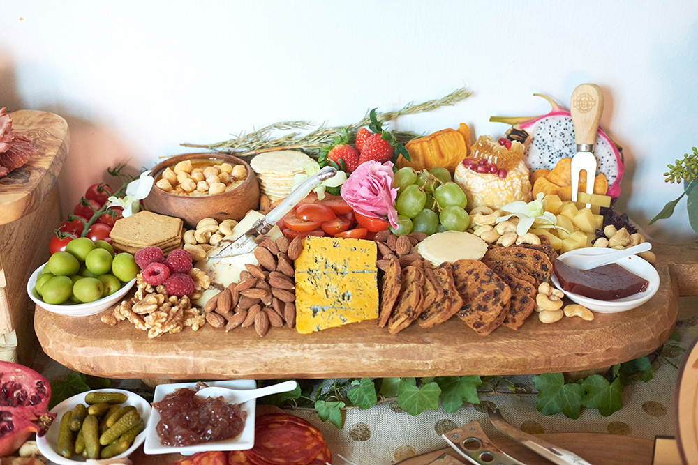 Lush Platters, Luxury Platters and Grazing Tables